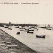 Noirmoutier-en-l'île (Vendée) L'Herbaudière CPA
