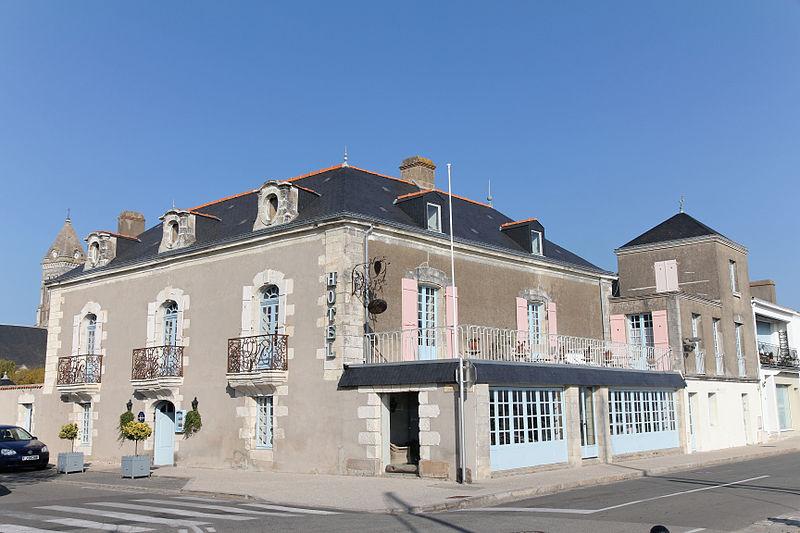 Noirmoutier-en-l'île (Vendée) Maison Lebreton des Grapillères