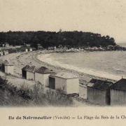 Noirmoutier-en-l'île (Vendée) Plage des Dames CPA