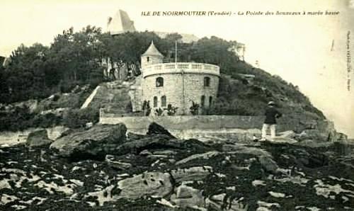 Noirmoutier-en-l'île (Vendée) Pointe des Souzeaux CPA