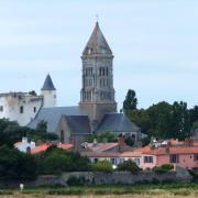 Noirmoutier-en-l'île (Vendée) Vue générale