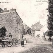 Nolay (Côte d'Or) Cirey CPA