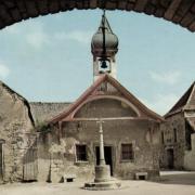 Nolay (Côte d'Or) La chapelle Saint Pierre CPA