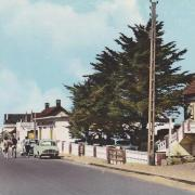 Notre-Dame-de-Monts (Vendée) Avenue de la plage CPA
