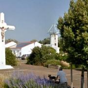 Notre-Dame-de-Monts (Vendée) Le calvaire