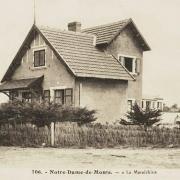 Notre-Dame-de-Monts (Vendée) Villa La Maraîchine CPA