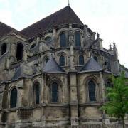 Noyon oise cathedrale