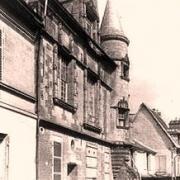 Noyon oise cpa abbaye saint benoit