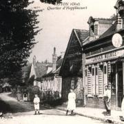 Noyon oise cpa applincourt tabac aout 1915
