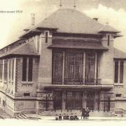 Noyon oise cpa theatre