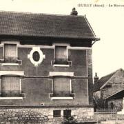 Oeuilly (Aisne) CPA monument aux morts