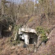 Oeuilly (Aisne) creute de la Chaouia