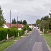 Oeuilly (Aisne) panorama entrée de la ville