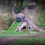 Pargny-la-Dhuys (Aisne) point de départ de l'acqueduc