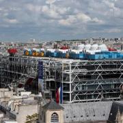 Paris 75 centre pompidou