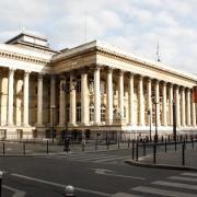 Paris 75 la bourse