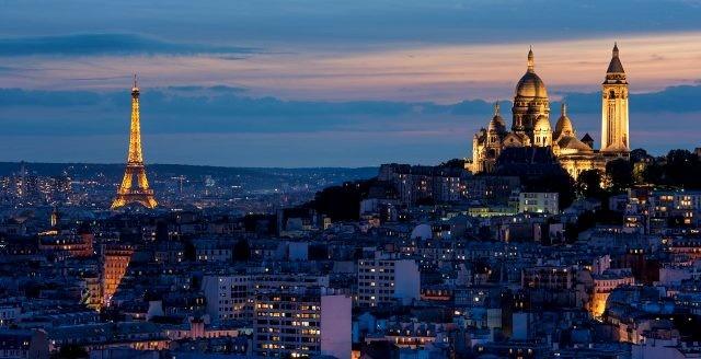 Paris 75 la butte montmartre