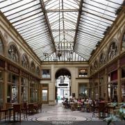 Paris 75 la galerie colbert 2eme