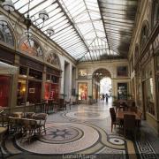 Paris 75 la galerie vivienne 2eme