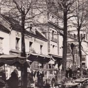 Paris 75 la place du tertre cpa