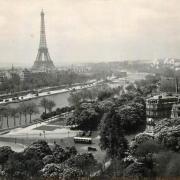Paris 75 la tour eiffel cpa