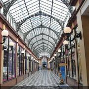 Paris 75 le passage des princes 2eme