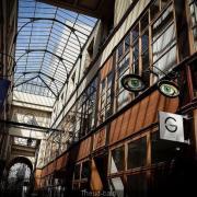 Paris 75 le passage du grand cerf 2eme