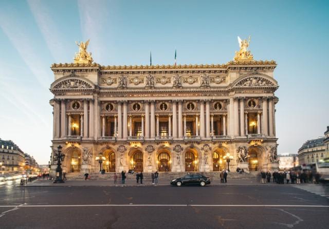 Paris 75 opera palais garnier
