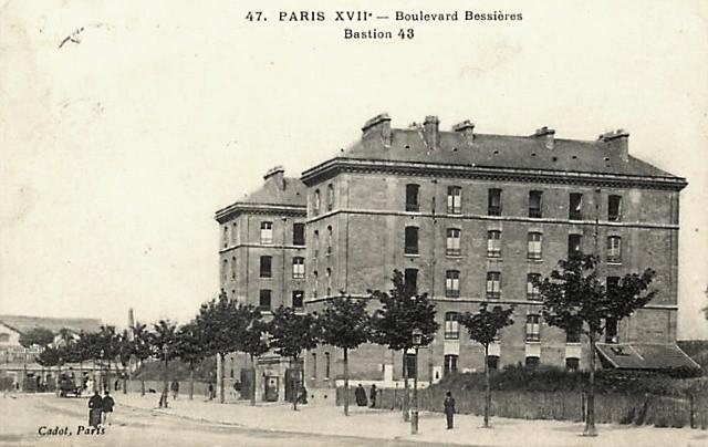 Paris 75 un bastion bld bessiere