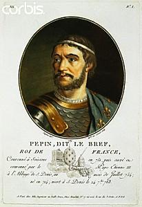 Pépin III dit le Bref
