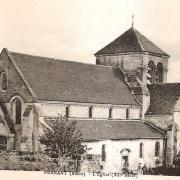 Pernant (Aisne) CPA L'église