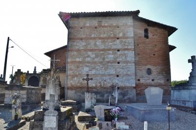 Peux-et-Couffouleux (Aveyron) Couffouleux, cimetière