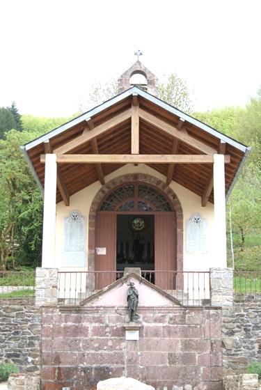 Peux-et-Couffouleux (Aveyron) Saint Méen, chapelle
