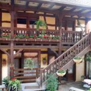 Pfettisheim 67 la maison du charron interieur