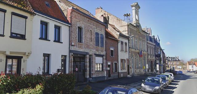 Picquigny somme l hotel de ville