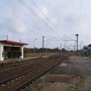 Pouilly-sur-Loire (Nièvre) La gare