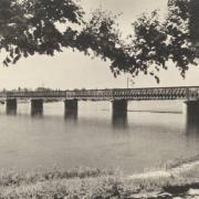Pouilly-sur-Loire (Nièvre) Le pont CPA