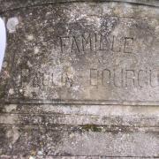 Poujols (Hérault) plaque Bourguy