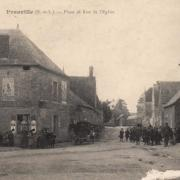 Prasville (28) La grand' rue CPA