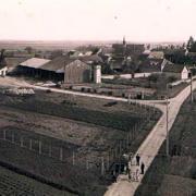 Prasville (28) Vue générale CPA
