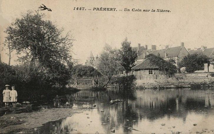 Prémery (Nièvre) La Nièvre
