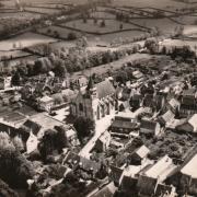 Prémery (Nièvre) Vue aérienne CPA
