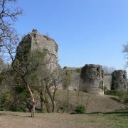 L'ancien château de Prény (Meurthe-et-Moselle)