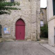 Puilacher (Hérault) L'église