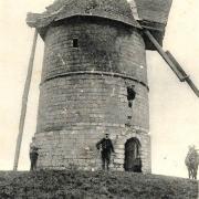 Quievy 59 un moulin cpa