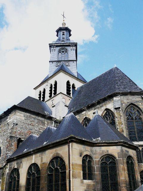 Reims 51 l eglise saint jacques