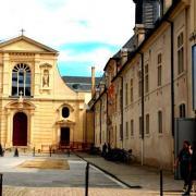 Reims 51 l eglise saint maurice