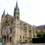 Reims 51 l eglise saint remi
