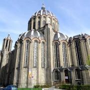 Reims 51 l eglise sainte clothilde