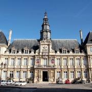 Reims 51 l hotel de ville